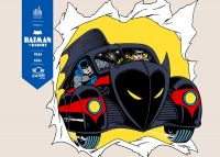 Batman the dailies T2 : 1944-1945 (0), comics chez Urban Comics de Schwartz, Schiff, Kane, Paris, Burnley