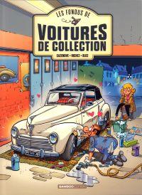 Les Fondus de voitures de collection T2, bd chez Bamboo de Richez, Cazenove, Bloz, Schelle