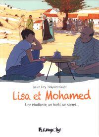 Lisa et Mohammed, bd chez Futuropolis de Frey, Goust