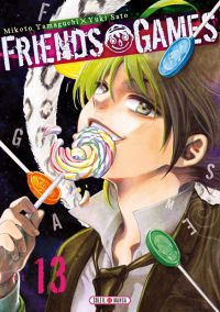 Friends games  T13, manga chez Soleil de Yamaguchi, Yûki