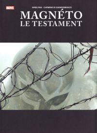 Magnéto le testament , comics chez Panini Comics de Pak, Di Giandomenico, Hollingsworth