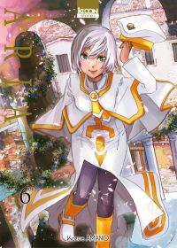 Aria the masterpiece T6, manga chez Ki-oon de Amano