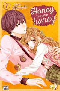 Honey come honey T7, manga chez Delcourt Tonkam de Shiraishi
