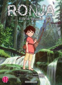 Ronja, fille de brigand, manga chez Nobi Nobi! de Studio Ghibli