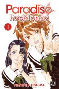 Paradise residence T1, manga chez Pika de Fujishima