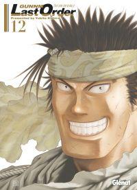 Gunnm Last Order T12, manga chez Glénat de Kishiro