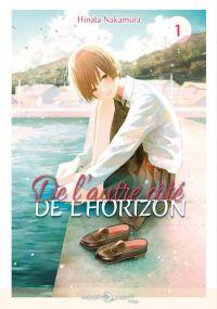 De l'autre côté de l'horizon T1, manga chez Delcourt Tonkam de Nakamura
