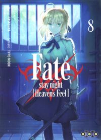 Fate stay night [Heaven's feel] T8, manga chez Ototo de Type-moon, Taskohna