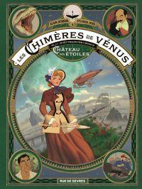 Les Chimères de Vénus T1, bd chez Rue de Sèvres de Ayroles, Jung