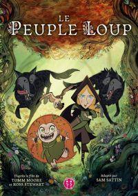 Le peuple loup, manga chez Nobi Nobi! de Stewart, Moore