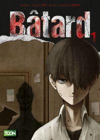 Bâtard T1, manga chez Ki-oon de Kim, Hwang