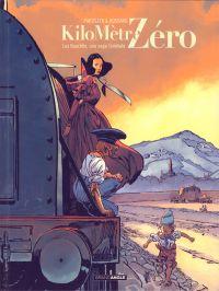 Kilomètre zéro T2 : Les Koechlin, une saga familiale (0), bd chez Bamboo de Piatzszek, Bossard