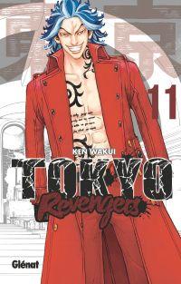 Tokyo revengers  T11, manga chez Glénat de Wakui