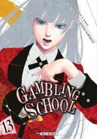 Gambling school T13, manga chez Soleil de Kawamoto, Naomura