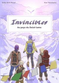 Invincibles : Au pays du Dalaï-lama (0), manga chez Massot Editions de Stril-Rever, Takahama