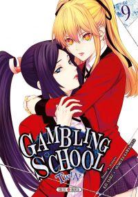 Gambling school twin T9, manga chez Soleil de Kawamoto, Saiki