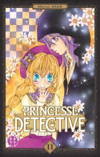Princesse détective T11, manga chez Nobi Nobi! de Anan