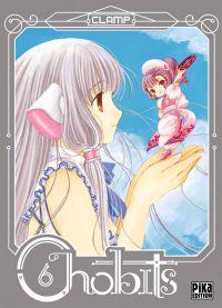 Chobits T6, manga chez Pika de Clamp