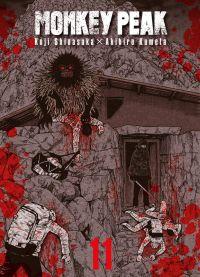 Monkey peak T11, manga chez Komikku éditions de Shinasaka, Kumeta