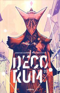 Decorum T1, comics chez Urban Comics de Hickman, Huddleston