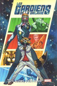 Les Gardiens de la Galaxie T1 : Alors, c'est nous (0), comics chez Panini Comics de Ewing, Cabal, Ortega, Sprouse, Vakueva, Blee, Guru efx