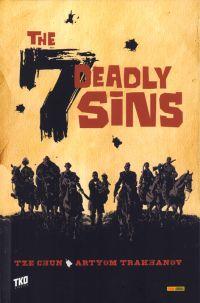 The 7 deadly sins, comics chez Panini Comics de Chun, Trakhanov, Brusco