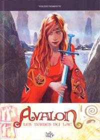 Avalon, bd chez Tartamudo de Pompetti