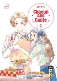 Chacun ses goûts T2, manga chez Kana de Machita