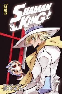 Shaman King T7, manga chez Kana de Takei