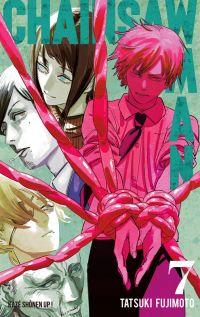 Chainsaw man T7, manga chez Kazé manga de Fujimoto