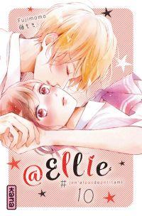 @Ellie T10, manga chez Kana de Fuji