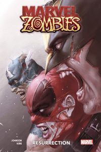 Marvel Zombies : Résurrection (0), comics chez Panini Comics de Kennedy Johnson, Kirk, Rosenberg, Guru efx, Lee
