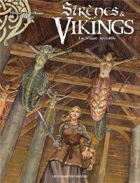 Sirènes & vikings T4 : La Vague invisible (0), bd chez Les Humanoïdes Associés de Mitric, Perifano, Trifogli, Battistuta, Homs