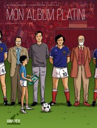 Mon album Platini : Génération Séville 1982 (0), bd chez Delcourt de Venayre, Christopher, Mathilda