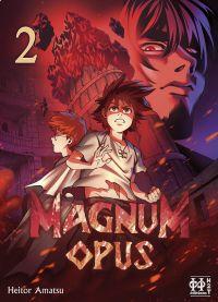 Magnum opus T2, manga chez H2T de Amatsu
