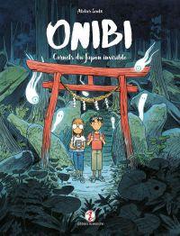 Onibi : Carnets du Japon invisible (0), bd chez Issekinicho de Atelier Sento