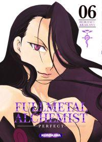 Fullmetal Alchemist T6, manga chez Kurokawa de Arakawa