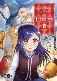 La petite faiseuse de livres T7, manga chez Ototo de Kazuki, Suzuka