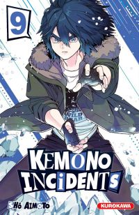 Kemono incidents T9, manga chez Kurokawa de Aimoto
