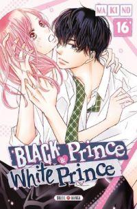 Black prince & white prince T16, manga chez Soleil de Makino