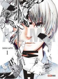 Alma T1, manga chez Panini Comics de Mito