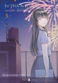 Le prix du reste de ma vie T3, manga chez Delcourt Tonkam de Miaki, Taguchi