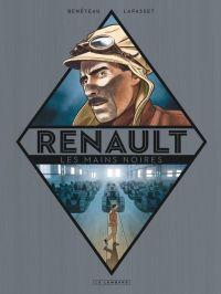 Renault, bd chez Le Lombard de Lapasset, Benéteau
