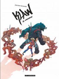 Klaw T13 : Amour(s) (0), bd chez Le Lombard de Ozanam, Jurion, Guillé