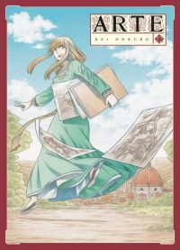 Arte T12, manga chez Komikku éditions de Ohkubo