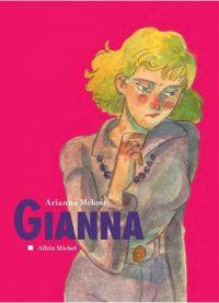 Gianna, bd chez Albin Michel de Melone