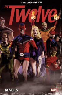 The twelve  : Réveils (0), comics chez Panini Comics de Straczynski, Weston