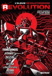 Revolution (Vestron), comics chez Vestron de Bunn, Barber, Ossio, Cheng, Guidi