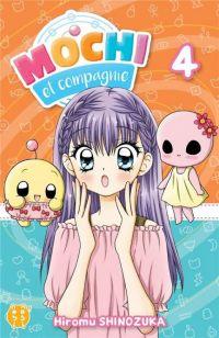 Mochi et compagnie T4, manga chez Nobi Nobi! de Shinozuka