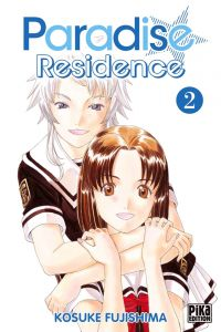 Paradise residence T2, manga chez Pika de Fujishima